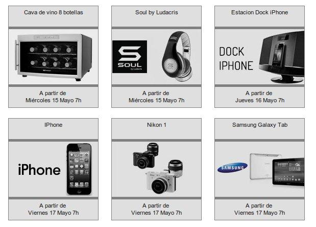 Outlet Samsung en Venta del Diablo