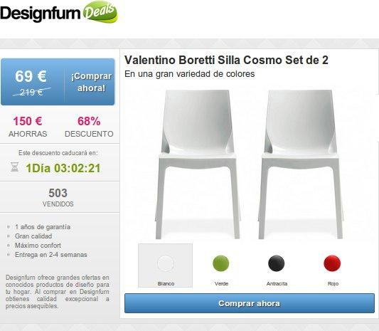 Muebles outlet de designfurn dise o y calidad para el hogar for Outlet muebles de diseno online