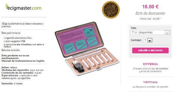 cigarrillo electronico para mujeres
