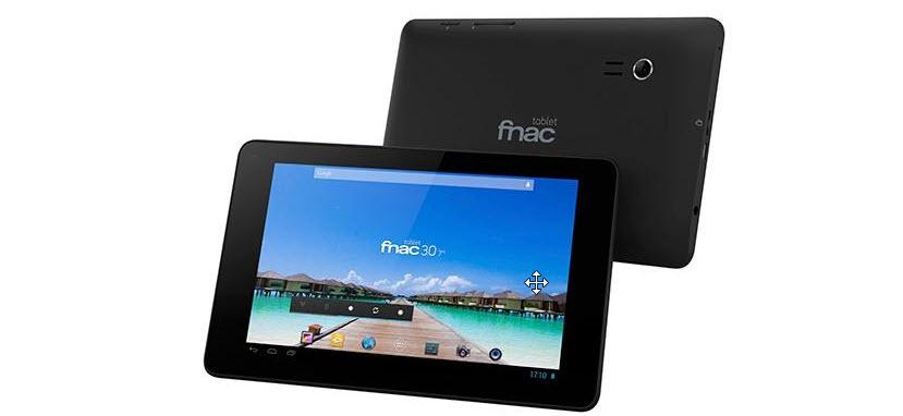 fnac tablet 3.0