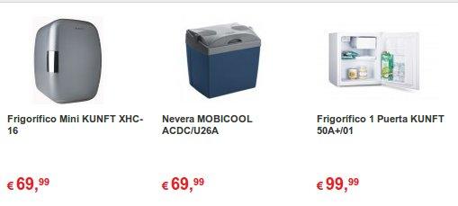 Outlet frigoríficos: qué tener en cuenta además del buen precio