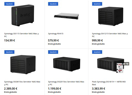 Macnificos Synology