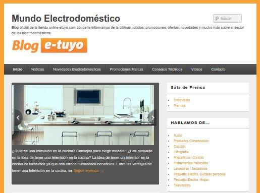eTuyo tienda online