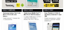 fnac tablet