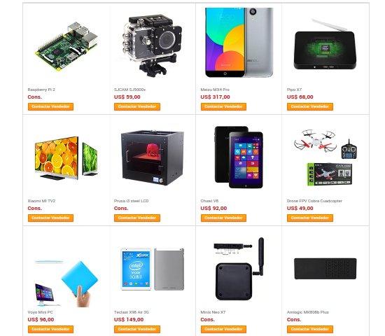 Alibaba ofertas