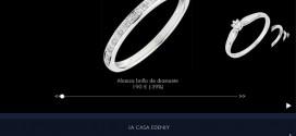 Anillos baratos 2016 de oro blanco y diamantes: precios