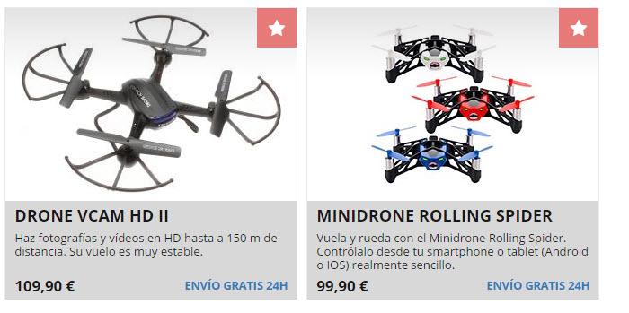 juguetronica drones