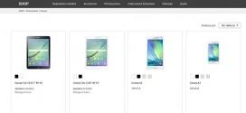 Samsung y las rebajas 2016 en tablets y móviles