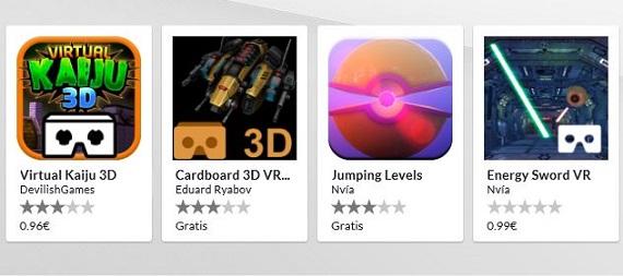 gafas realidad virtual para móviles