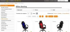 Sillas gaming online, reclinables y baratas: precios y ofertas