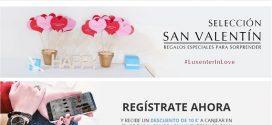 Luxenter: opiniones del outlet de anillos y colgantes para San Valentín