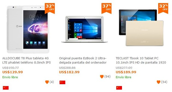 tomtop tablets