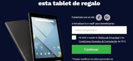 Ocu: opiniones sobre las ofertas de tablet y otras ventajas
