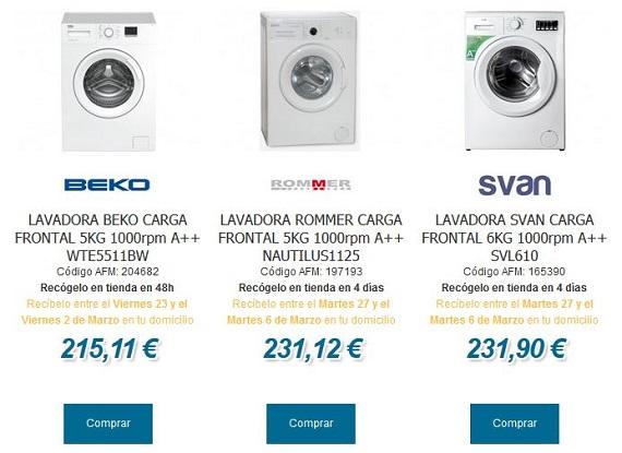 andorrafreemarket lavadoras