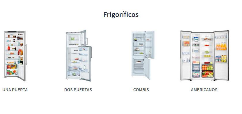 tiendas de electrodomesticos online